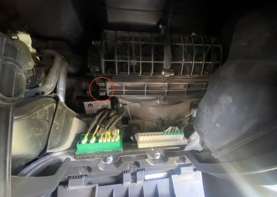Jeep JL/JT Cabin Air Filter Cover