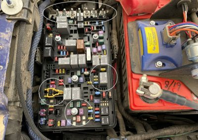 Jeep JL/JT Fuses and Relays