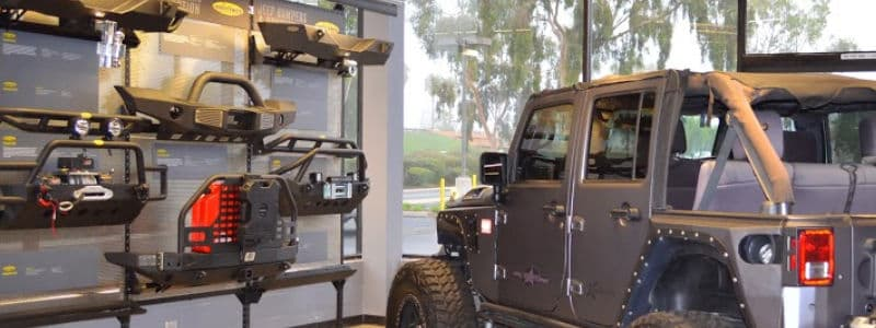 New Jeep Products